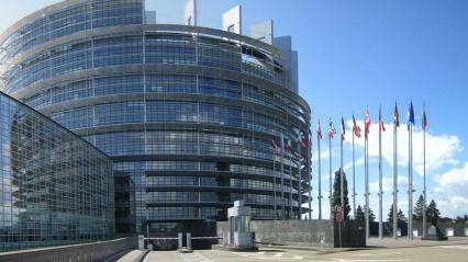 EU Parlament Bruessel 16:9