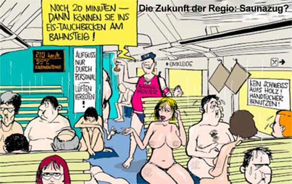 Saunazug